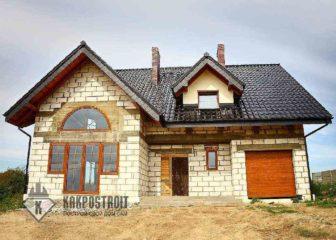 Из каких материалов дешевле построить дом