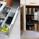 Система компактного хранения для кухни