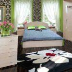 Цветовое оформление комнаты для сна
