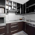 Как выбрать мебель для маленьких кухонь