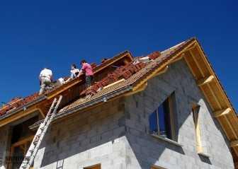 Строительство дома из пеноблоков: цена и расход материала