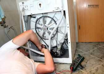 Таходатчик в стиральной машине
