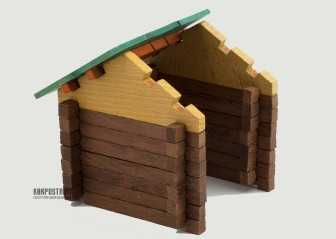 Профилированный брус камерной сушки: цена материалов и строительных работ