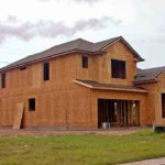 Сколько строится каркасный дом