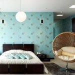 Сочетание цветов в интерьере: бирюзовый и его оттенки