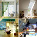 Сюжеты оформления детской комнаты