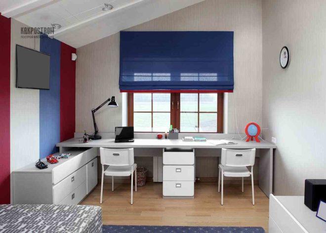Дизайн детской комнаты: идеальный вариант для мальчика