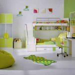 Интерьер детской комнаты на фото