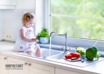 Какой купить смеситель на кухню