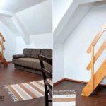 Размещение лестницы на мансардный этаж