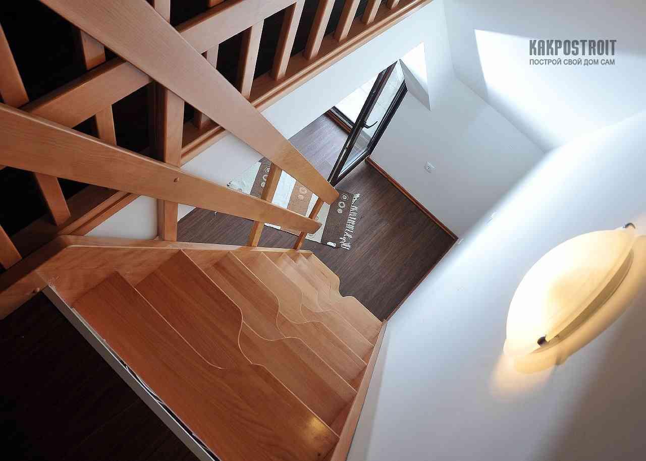 Раскладные лестницы на чердак в частном доме - Зеленый Дачник 28