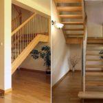 Ширина ступенек лестницы
