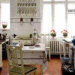 Кухни в деревенском стиле: фото оригинальных решений