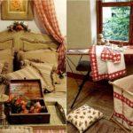 Особенности декора интерьера спальни в стиле кантри: фото интересных идей