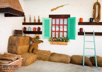 Кухня в стиле кантри: фото деревенских интерьеров