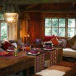 Текстиль для декора гостиной