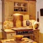 Предметы декора для кухни в стиле кантри