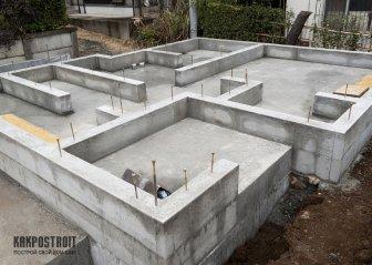 Какой бетон нужно для фундамента