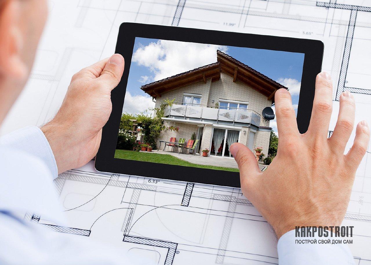 Особенности планировки домов с мансардой