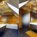 Как выбрать цветовое оформление ванной