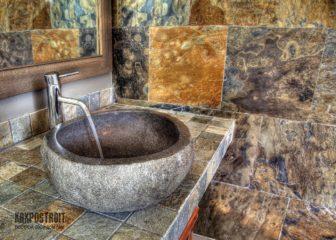 Варианты отделки ванной комнаты плиткой