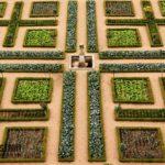 Планировка огородной зоны