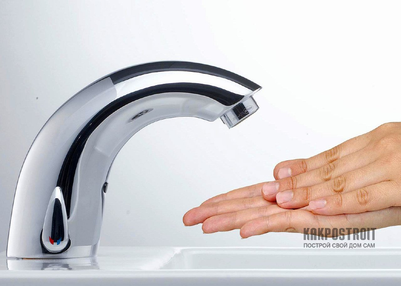 Сенсорный смеситель ремонт своими руками