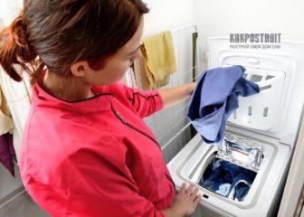 Топ-5 стиральных машин с вертикальной загрузкой