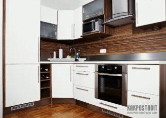 Интерьер малогабаритной кухни: фото проектов