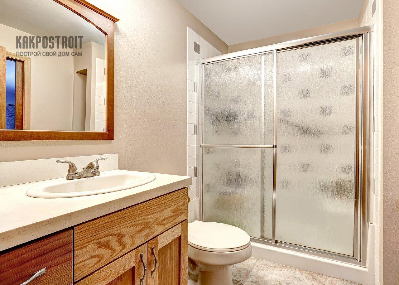 Фото душевые своими руками в ванной комнате