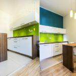 Мебель для маленькой кухни: фото интерьеров
