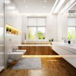 Мебель для ванной комнаты: фото оригинальных решений