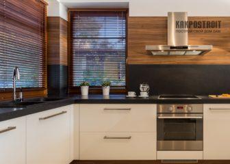 Шторы на кухню: дизайн и фото