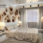 Дизайн изысканной спальни