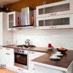 Дизайн очень маленькой кухни на фото