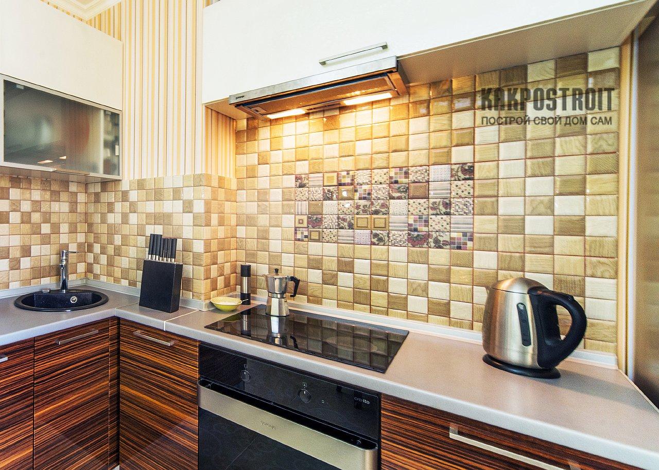 Плитка для кухни дизайн в хрущевке