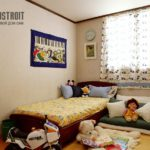 Шторы для детской для мальчика: фото в интерьере