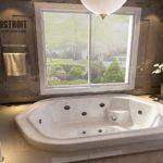 Акриловая или чугунная ванна - что лучше?