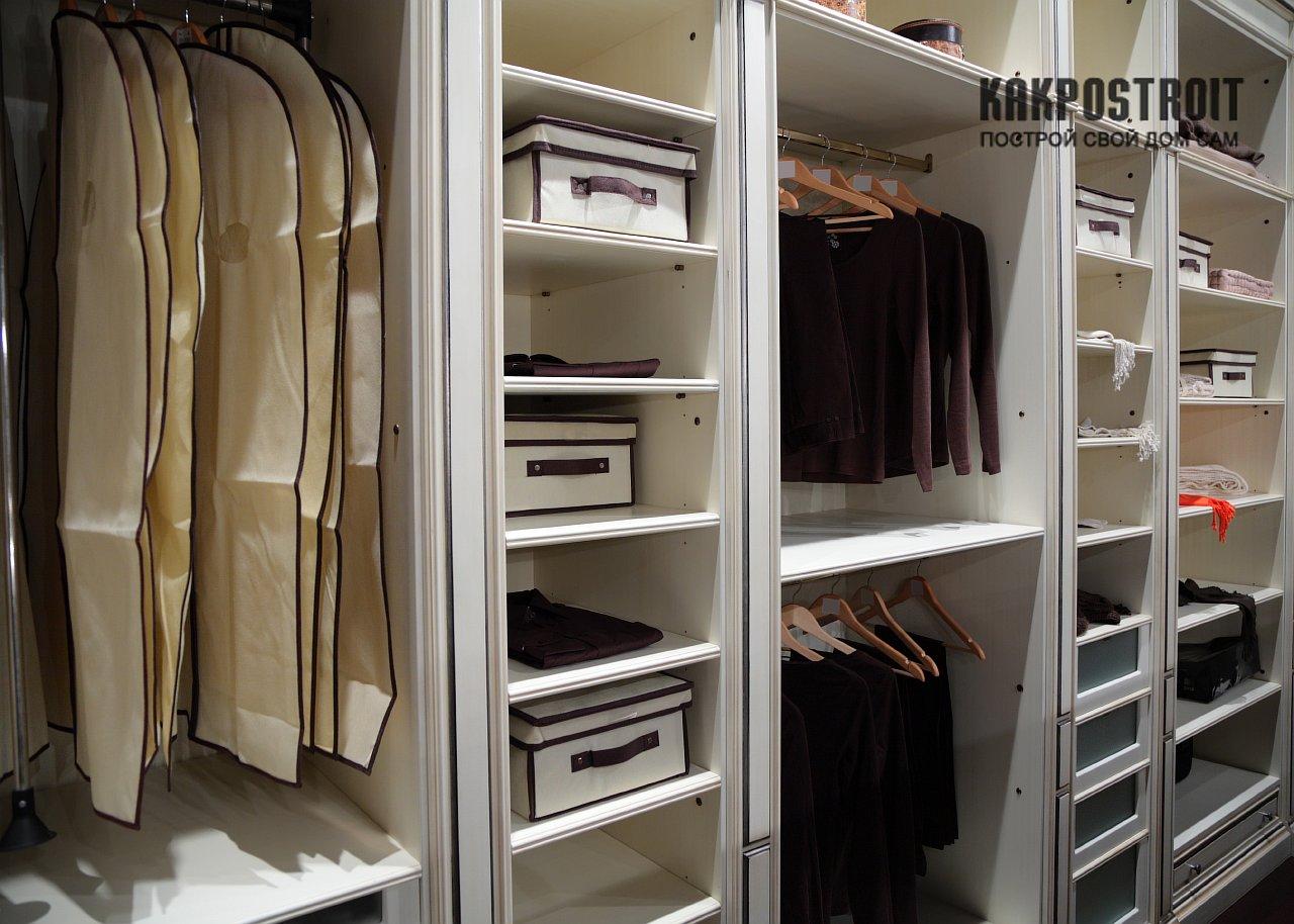 Как сделать шкаф-купе  в спальне