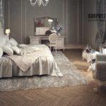Спальня в классическом стиле: фото примеров