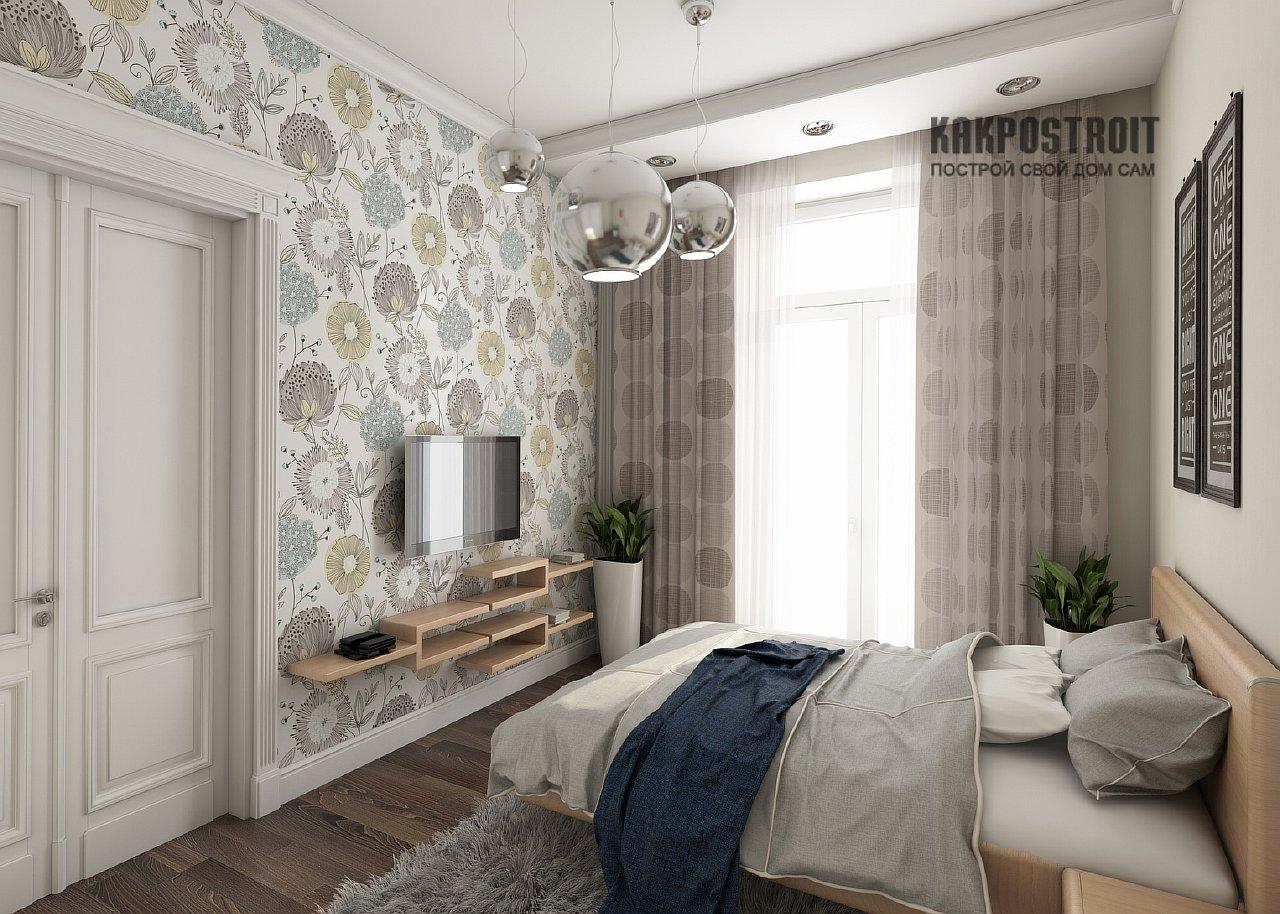 эксклюзивные обои для спальни дизайн и фото реализованных композиций