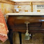 Мебель для ванны в классическом стиле