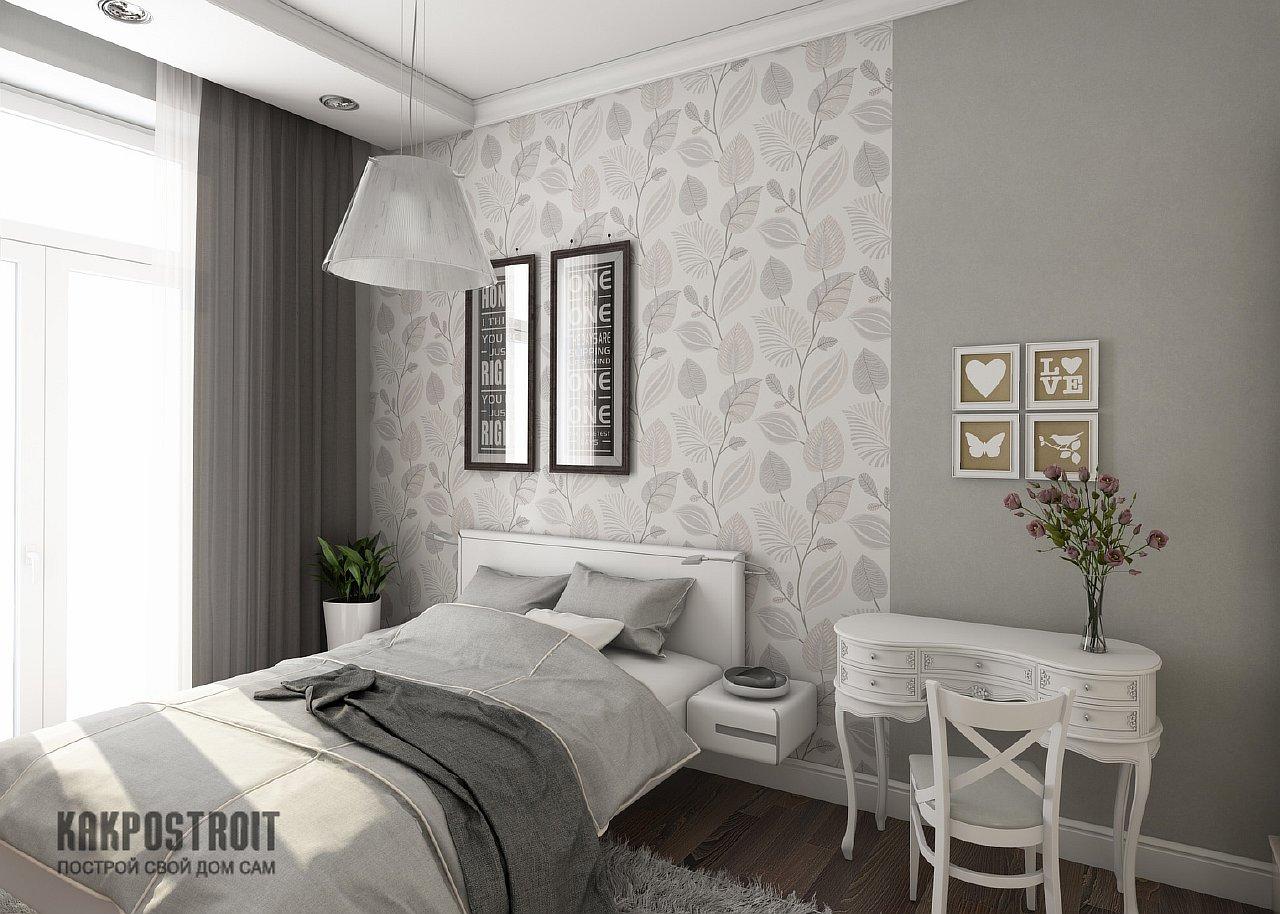 Дизайн комнаты для девушки-подростка