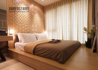 Оригинальные варианты кровати