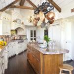 Декор в небольшой кухне
