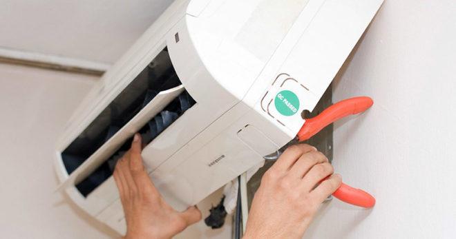 Демонтаж сплит-системы своими руками инструкция