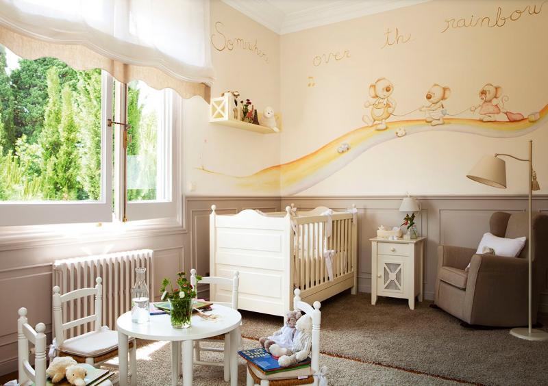Комната для новорождённого