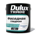 Подходящая краска для фасадов Dulux