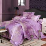 Спальня фиолетовый