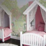 Комната для новорождённых девочек